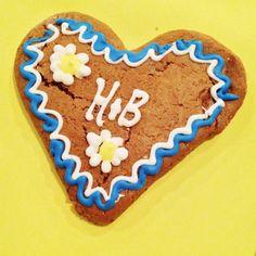 Heather and Ben's Oktoberfest Wedding Cookies