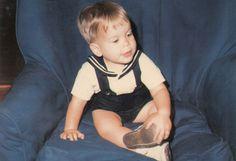 Rob Lowe 2 yrs. old
