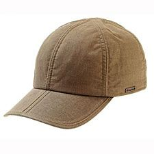 7866c10a844 Wigens Viktor Wax Cotton Fold-Peak Baseball Cap