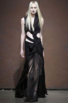 """slickcrust:  """"Yiqing Yin SS 2012 Couture  """""""