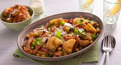 Every Aussie BBQ needs a side of spuds! Give this yummy Roast Potato Salad with Crispy Bacon a whirl. Roasted Potato Salads, Roasted Potatoes, Aussie Bbq, Bacon Salad, Bacon Bits, Summer Salads, Deli, My Recipes, Side Dishes