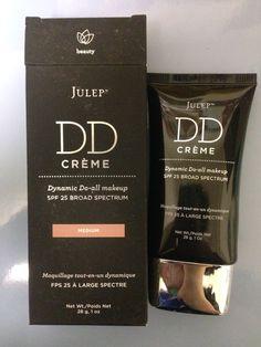 Julep DD Cream in medium Used once $15
