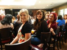 Superstars in the making…Salon Assistants Shannon Hofmann, Marielle Scalisi and Mary Lowery www.onesalonlife.com