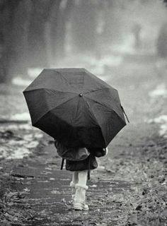 Rain Photo.