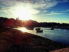 E davanti a un tramonto non c'è mai nulla da capire. #Bari #Puglia #WeekendPuglia Come dare torto a @Infoturismiamoci ? ;)