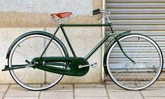 Bicicleta Antigua Cubrecadenas Tipo Ingles Turismo 28 - $ 350.00