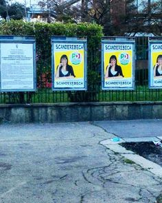 Oggi ho voglia di giocare: trova il mio manifesto e mandami una foto!!!! :) #scanderebech #pd #happy #smile - http://ift.tt/1HQJd81
