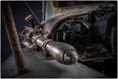 映画『マッドマックス 怒りのデス・ロード』に登場した改造車の美しく世紀末な写真集 8