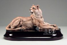 Giuseppe Armani ~ Lioness ~ Limited Edition 1843S | thecollectionshop.com