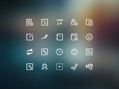 Icons by Matthew Skiles