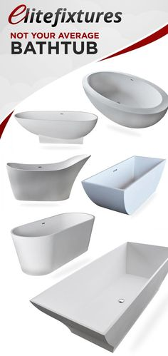 These are definitely not your ordinary bathtubs.  ~ Great pin! For Oahu architectural design visit http://ownerbuiltdesign.com