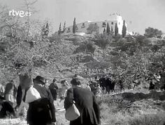 Castelló en el NO-DO: Fiestas populares. Romería al Ermitorio de Santa María Magdalena en Castellón. Concurso de carros adornados. Cabalgata del Pregón. 1946