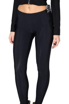 Warm Blue Pocket Leggings - LIMITED (AU $65AUD) by Black Milk Clothing