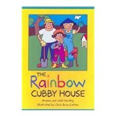 The Rainbow Cubby House (Learn to Include) by Brenna and Vicki Harding
