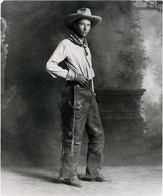 Ray Rector, Cowboy Photographer, 1902