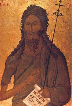 Sv.Preteča Jovan Krstitelj - Hilandar