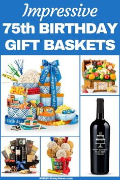 Looking for the best birthday gift ideas for Grandpa? Shop 50 amazing gifts for the 75 year old grandpa. Happy 75th Birthday, Birthday Gag Gifts, 85th Birthday, Birthday Gift Baskets, Birthday Candy, Birthday Gift For Him, Grandpa Birthday, Birthday Ideas, Gifts For Old Men