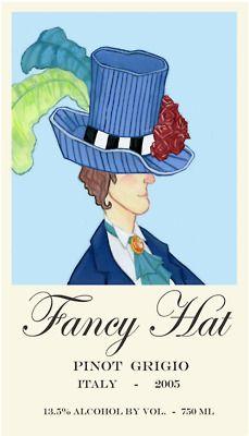 Fancy Hat - Pinot Grigio