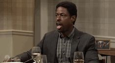Trending GIF snl saturday night live wrong season 43 sterling k brown youre wrong youre wrong and youre a stupid person Sterling K Brown, Snl Saturday Night Live, Feel Good Videos, Awesome Art, New Trends, Stupid, Gifs, Popular, New Fashion