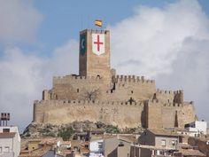 Banyeres de Mariola Alicante España.