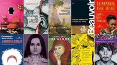 Uma lista singela de livro para intercalar as maratonas de Netflix com leituras deliciosas e enriquecedoras sobre mulheres e feminismo.