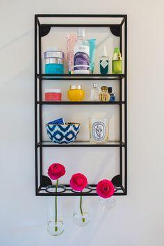 pottery barn wall shelf #interiordecorstylespotterybarn