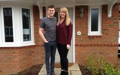 We sat down with new home buyers Nicky Wilmhurst and Rhyan Thwaites to find out more about their journey to . New Home Buyer, Train Station, Everything, New Homes
