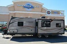 2015 Tracer Ultra Lite Travel Trailer Touring Edition TRT 2640 RLS RV Clean Unit