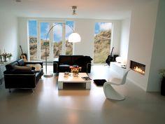 Duinzicht #design #woning gelegd door: www.coatingvloer.nl
