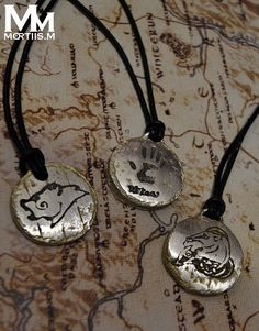 Stormcloaks Solid Pewter Skyrim inspired shield necklace pendant by Mortiis.M