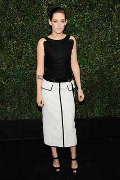Kristen Stewart Design: Chanel