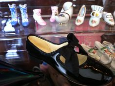 Miniature Shoes from my collection.