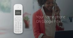 Google unveils landline phone, which lives in cloud