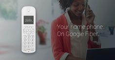 Google unveils landline phone, which lives in cloud
