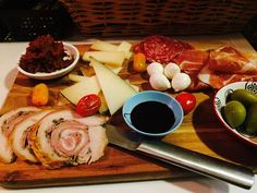 La Cucina Di Angelo's, Athlone Picture: Homemade bread, Italian cheese and cured meat platters - Check out TripAdvisor members' candid photos and videos. Cured Meat Platter, Homemade Croissants, Cinnamon Scones, Italian Cheese, Trip Advisor, Bread, Candid, Ethnic Recipes, Restaurants