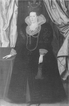 Said to be Arbella Stuart. I agree. I think this was painted by Rowland Lockey in 1592 @ Chelsea when Arbella was 17.