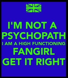 Lol funny pics ! IM A FAN GIRL!! Hunger Games Fan Girl!<------- THIS PERSON DOES NOT DESERVE TO LIVE. THIS IS A FRiGGING QUOTE FROM SHERLOCK APPLIED TO LIFE!