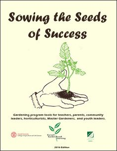 AHS, Garden-Based Learning Program collaborate on updated guide