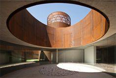 History Museum of Lugo / Competition 1st prize - 2007 / Lugo, 2011 / Nieto Sobejano Arquitectos