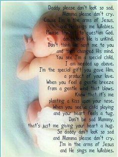 My sweet baby Angel. I cry because I love you so much! Miscarriage Remembrance, Miscarriage Quotes, Stillborn Quotes, Miscarriage Awareness, Pregnancy And Infant Loss, Missing My Son, Grief Loss, Child Loss, Wedges