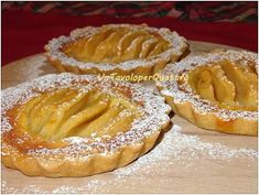 Biscotti, Gelato, Apple Pie, My Recipes, Camembert Cheese, Muffin, Food And Drink, Pasta, Sweets