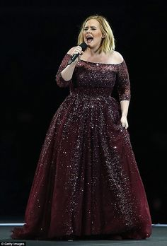 Hot in the city:Adele wows Perth crowd on first concert stop of Australian tour while 'boiling' in heat