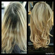 #KGTabitha #salonkg #wunderbarcolor #alternahaircare #alternaeducation #blondes