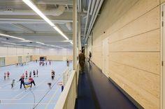 Sports Hall / Slangen + Koenis Architects