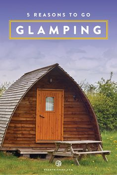 """Say goodbye to bugs and hello to luxury camping at one of America's best """"glamping"""" spots."""