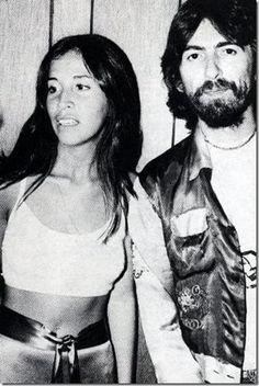 Olivia and George