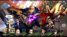 Heroes Will is a Android Free-to-play Role Playing RPG Multiplayer Game featuring an easy control system optimized for mobile gaming