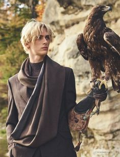 Dominik Sadoch 2019 GQ Germany Editorial | The Fashionisto