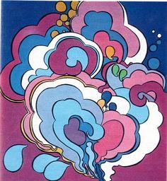1968 ~ Peter Max?