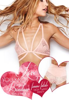 Be Mine ♥︎ Exclusive Valentine's Day Lingerie @ The Trend Boutique!